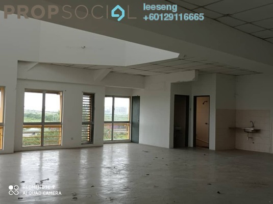 Office For Rent in Eramas, Setia Alam Freehold Unfurnished 0R/2B 1.8k
