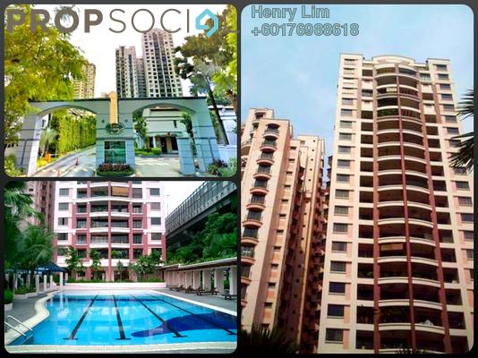 Condominium For Sale in Lanai Kiara, Mont Kiara Freehold Fully Furnished 3R/2B 650k
