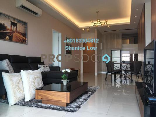 Condominium For Rent in Sky Condominium, Bandar Puchong Jaya Freehold Fully Furnished 3R/2B 3.5k
