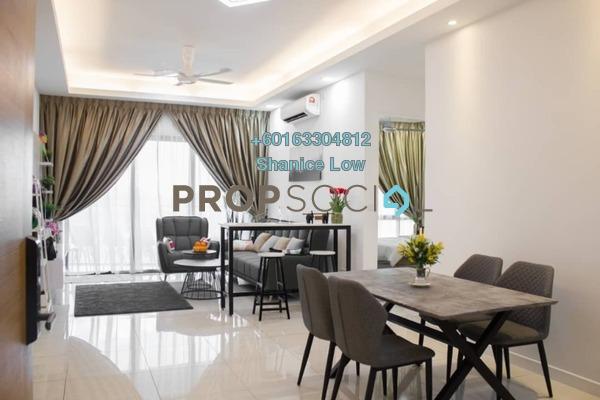 Condominium For Rent in Sky Condominium, Bandar Puchong Jaya Freehold Fully Furnished 3R/2B 3k