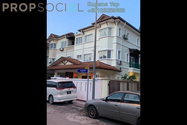 Semi-Detached For Sale in Seri Aman Heights, Sungai Buloh Freehold Semi Furnished 6R/5B 1.4m