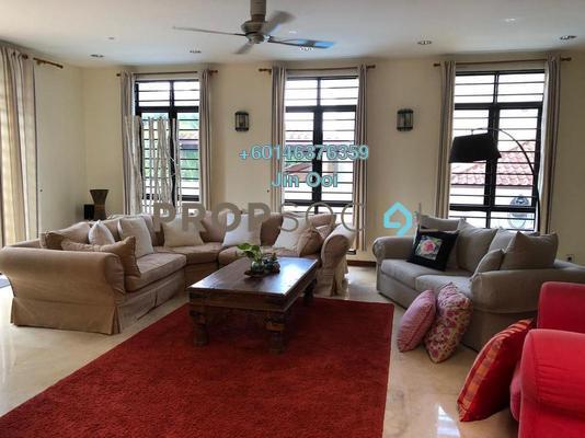 Bungalow For Rent in Taman Bangsar, Bangsar Freehold Semi Furnished 7R/6B 15k