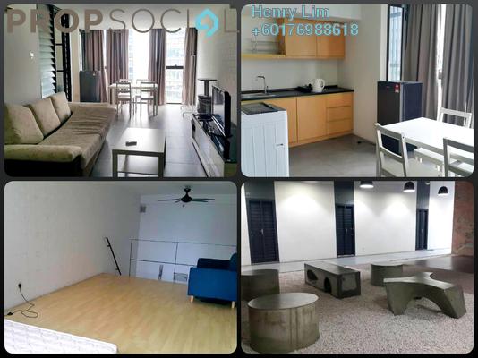 Duplex For Rent in Empire Damansara, Damansara Perdana Freehold Fully Furnished 1R/2B 1.5k