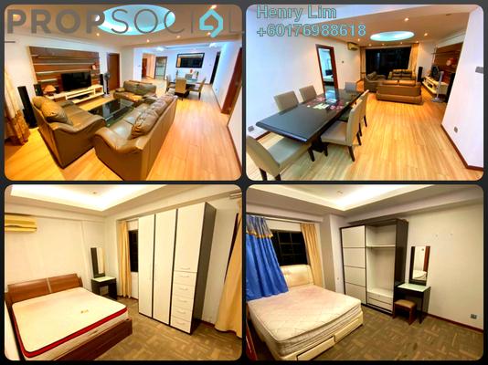 Condominium For Sale in Angkasa Impian 1, Bukit Ceylon Freehold Fully Furnished 4R/4B 1m