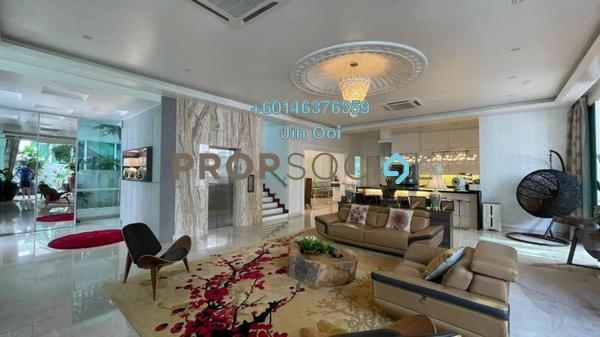 Bungalow For Sale in Aspen Bungalows @ Garden Residence, Cyberjaya Freehold Fully Furnished 9R/10B 3.47m