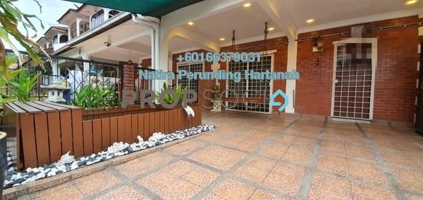 Terrace For Sale in SL11, Bandar Sungai Long Freehold Semi Furnished 4R/3B 600k