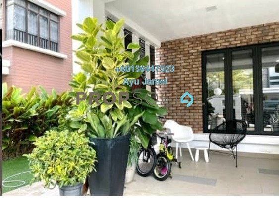 Semi-Detached For Sale in Precinct 11, Setia Alam Freehold Semi Furnished 5R/6B 1.55m
