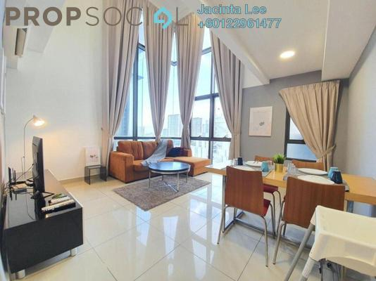 Serviced Residence For Sale in Solstice @ Pan'gaea, Cyberjaya Freehold Fully Furnished 2R/2B 360k