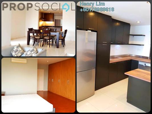 Condominium For Rent in Merak Kayangan, Bangsar Freehold Semi Furnished 3R/2B 5k