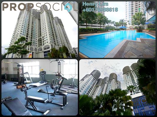 Condominium For Sale in Villa Scott, Brickfields Freehold Fully Furnished 4R/3B 700k