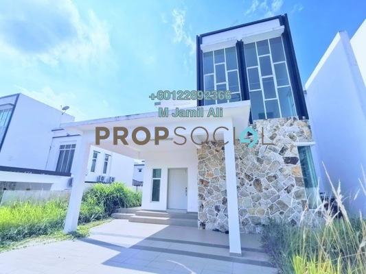 Semi-Detached For Sale in Taman Sri Rahmat, Yong Peng Freehold Unfurnished 5R/3B 580k
