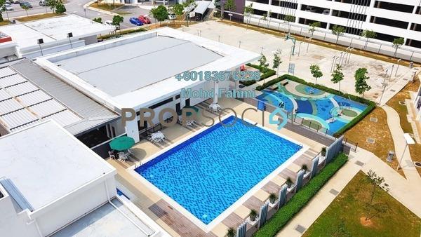 Condominium For Sale in Tamara, Putrajaya Freehold Semi Furnished 3R/2B 650k