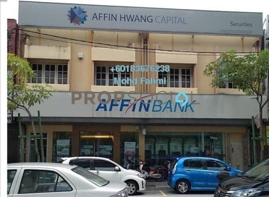 Office For Sale in Taman Midah, Cheras Freehold Semi Furnished 0R/0B 7.5m