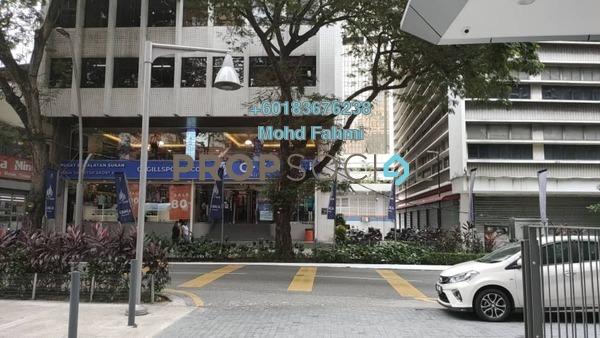 Shop For Rent in Jalan Tuanku Abdul Rahman, Chow Kit Freehold Unfurnished 0R/0B 70k