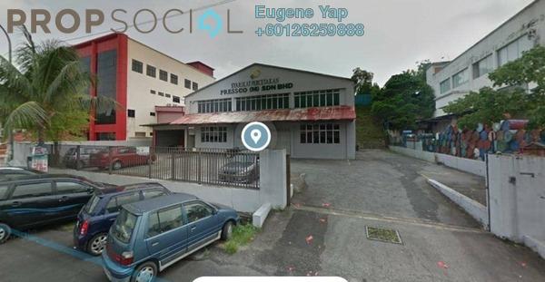 Factory For Rent in SD5, Bandar Sri Damansara Freehold Unfurnished 0R/0B 9k