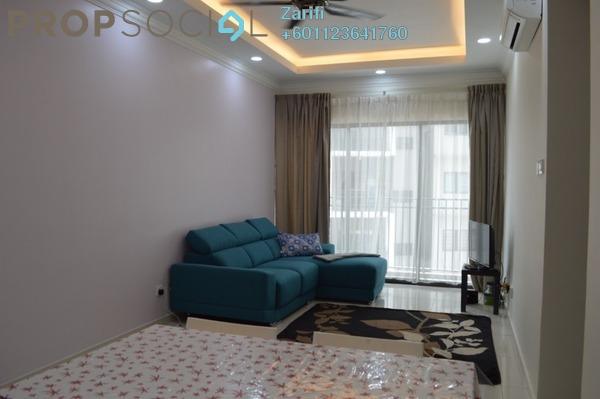 Condominium For Sale in Seasons Garden Residences, Wangsa Maju Freehold Semi Furnished 3R/2B 455k