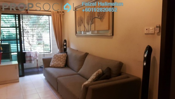 Townhouse For Sale in Parkville Garden Townhouse, Sunway Damansara Freehold Fully Furnished 3R/3B 880k
