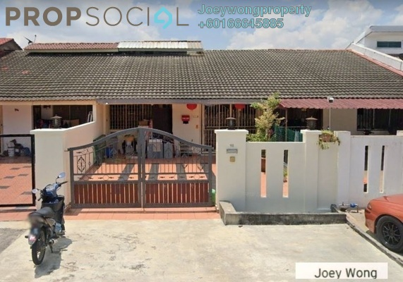 Terrace For Rent in Taman Sri Endah, Sri Petaling Freehold Semi Furnished 3R/2B 2k