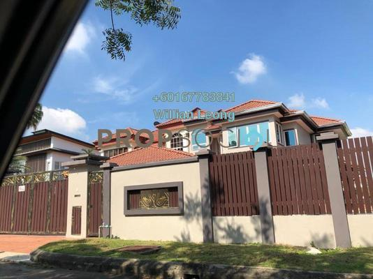 Semi-Detached For Sale in BK9, Bandar Kinrara Freehold Semi Furnished 7R/5B 4.2m