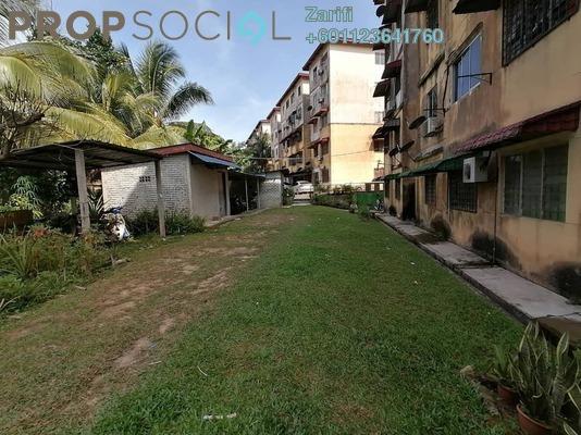 Apartment For Sale in Sri Indah Apartment, Bandar Putra Permai Freehold Semi Furnished 3R/2B 170k