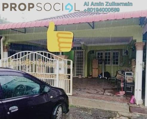 Terrace For Sale in Taman Medan Sepakat, Kangar Freehold Unfurnished 3R/2B 235k