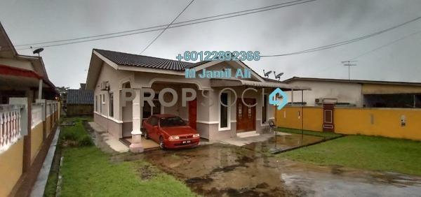 Bungalow For Sale in Taman Broleh, Batu Pahat Freehold Unfurnished 3R/2B 435k