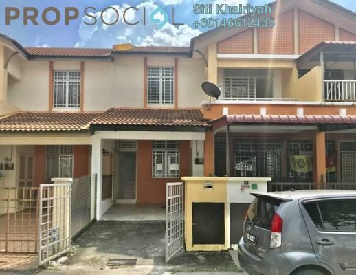 Townhouse For Sale in Seri Pristana, Sungai Buloh Freehold Unfurnished 3R/2B 305k