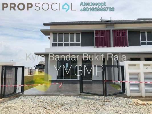 Terrace For Sale in Avira, Bandar Bukit Raja Freehold Unfurnished 4R/3B 950k