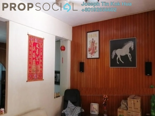 Terrace For Rent in Taman OUG, Old Klang Road Freehold Semi Furnished 3R/3B 1.8k