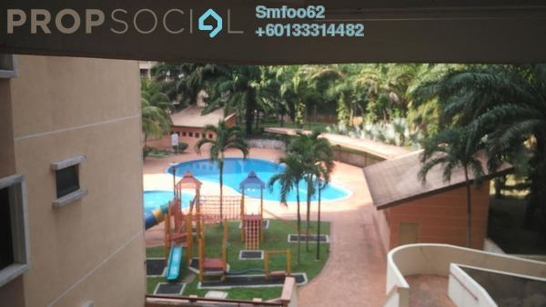Condominium For Sale in Putra Villa, Gombak Freehold Fully Furnished 3R/2B 480k