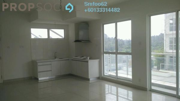 Condominium For Sale in Duet Residence, Bandar Kinrara Freehold Semi Furnished 3R/2B 590k