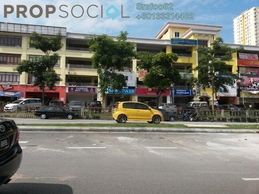 Shop For Sale in Platinum Walk, Setapak Freehold Unfurnished 0R/0B 3.6m