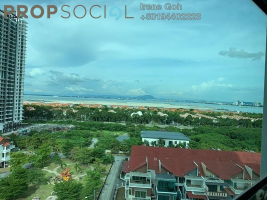 Condominium For Sale in The Brezza, Tanjung Tokong Freehold Fully Furnished 3R/2B 780k