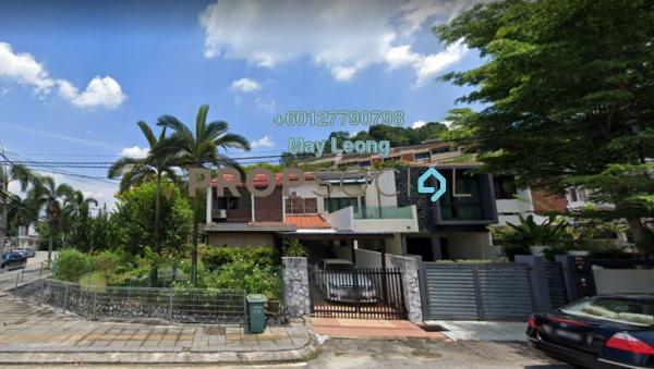 Terrace For Sale in Taman Bangsar, Bangsar Freehold Unfurnished 4R/2B 2.5m