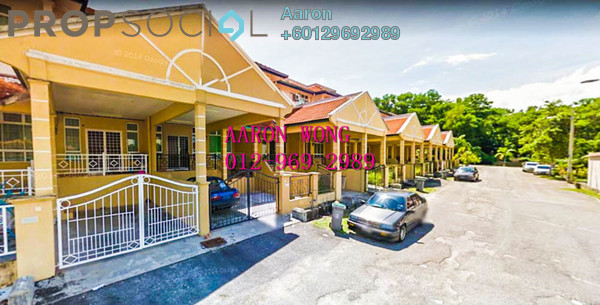 Link For Sale in Taman Dahlia, Bukit Beruang Freehold Semi Furnished 5R/3B 400k