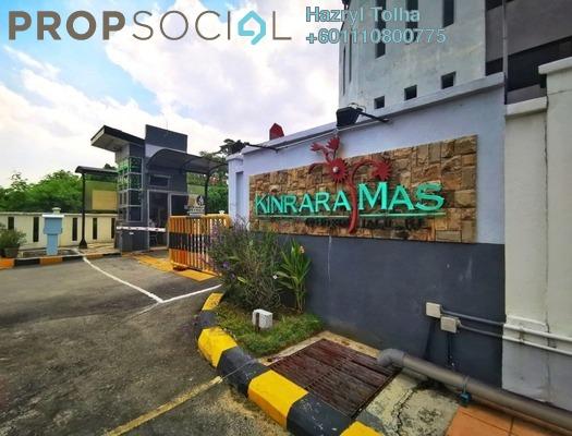 Condominium For Sale in Kinrara Mas, Bukit Jalil Freehold Semi Furnished 3R/2B 375k