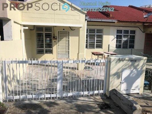 Terrace For Rent in Taman Pinggiran Cyber, Cyberjaya Freehold Unfurnished 4R/2B 1.4k