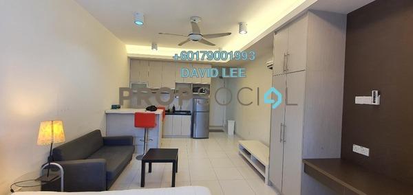 SoHo/Studio For Rent in Neo Damansara, Damansara Perdana Freehold Fully Furnished 1R/1B 1.25k