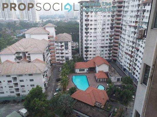 Duplex For Sale in Sri Suajaya, Sentul Freehold Unfurnished 4R/3B 231k