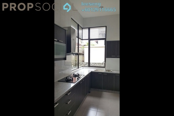 Bungalow For Rent in Setia Eco Park, Setia Alam Freehold Semi Furnished 2R/4B 5k