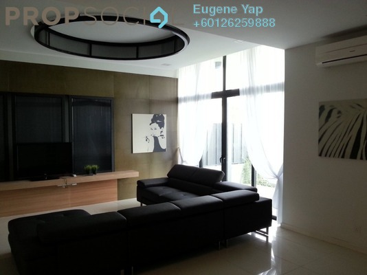 Terrace For Sale in Casaman, Desa ParkCity Freehold Semi Furnished 5R/6B 4.25m