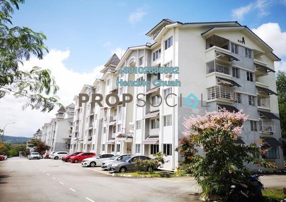 Apartment For Sale in Rasah Kemayan, Seremban 2 Freehold Unfurnished 3R/2B 195k