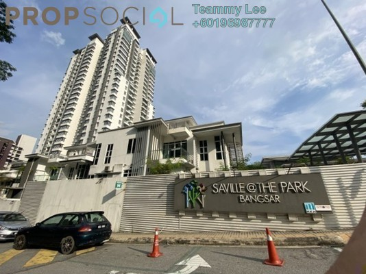 Condominium For Rent in Saville Residence, Old Klang Road Freehold Fully Furnished 3R/3B 2.8k