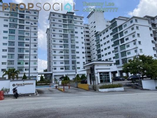 Condominium For Sale in Sierra Residency, Bandar Kinrara Freehold Unfurnished 3R/2B 460k