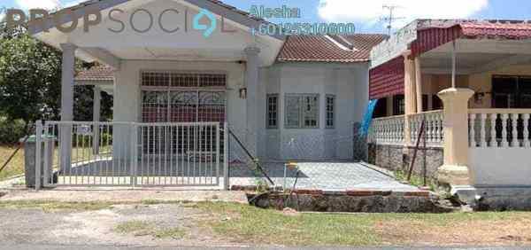 Semi-Detached For Sale in Plaza Bemban Bestari, Jasin Freehold Unfurnished 3R/2B 450k
