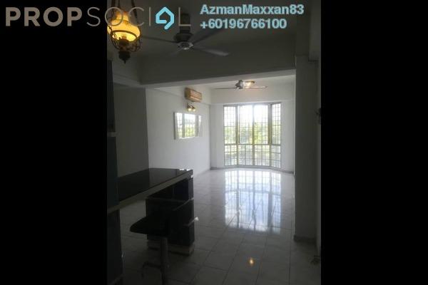 Condominium For Sale in KLH Apartment, Bandar Kinrara Freehold Unfurnished 3R/2B 250k
