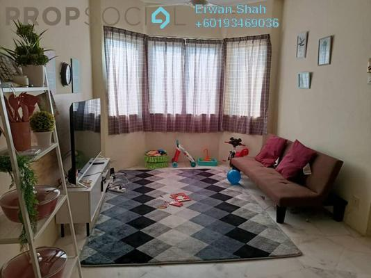 Apartment For Sale in Desaminium Flora, Bandar Putra Permai Freehold Unfurnished 3R/2B 220k