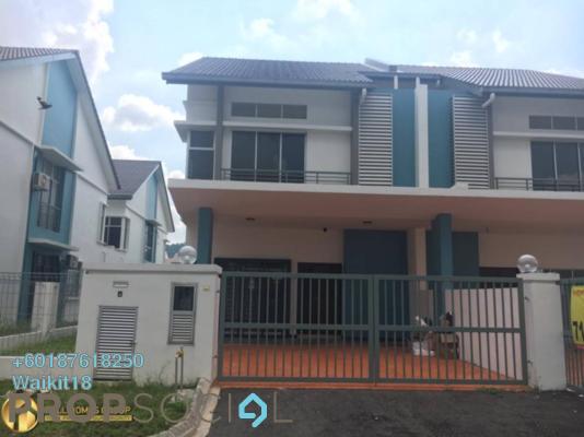 Terrace For Sale in Taman Nusantara Prima, Gelang Patah Freehold Semi Furnished 4R/3B 620k