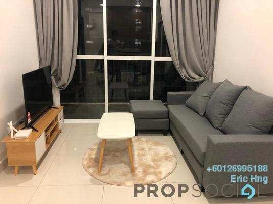 Condominium For Rent in Pinnacle, Sri Petaling Freehold Fully Furnished 3R/3B 2.3k