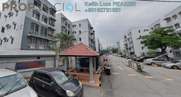 Apartment For Sale in Desa Pandan Apartment, Desa Pandan Freehold Semi Furnished 3R/2B 310k